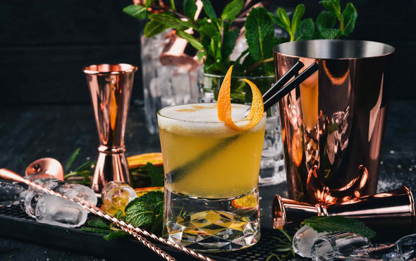 The Hottest Cocktail Bars in London