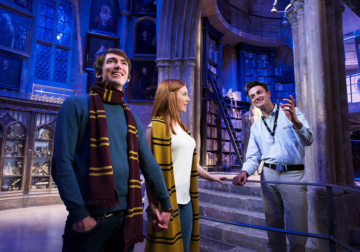 The Ultimate Harry Potter Experience