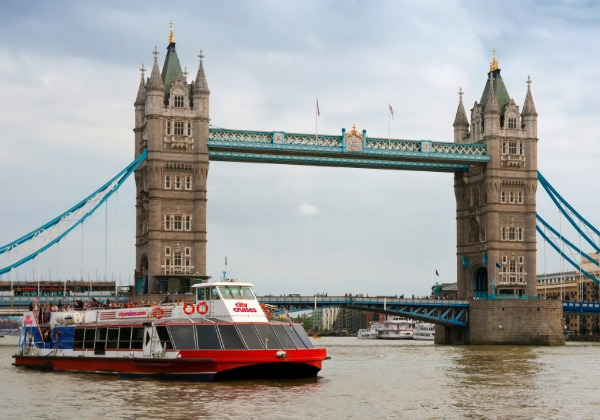 City Cruises Lunch & Dinner Cruises