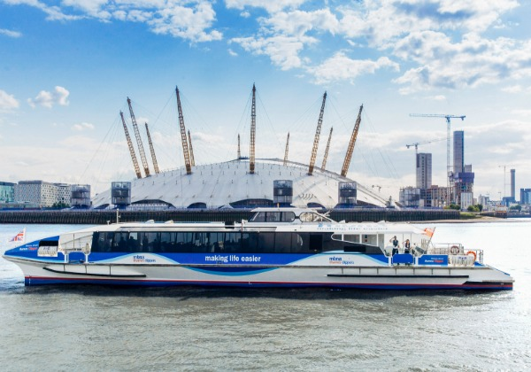 MBNA Thames Clippers - River Roamer